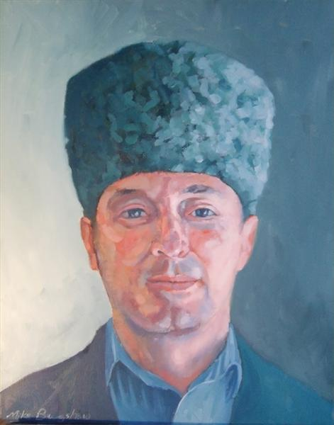 Proud of My Country - Chechnya by Mike Bagshaw