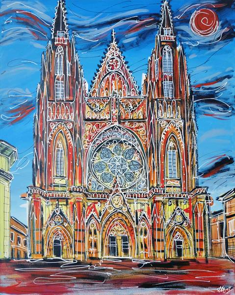 St Vitus Cathedral by Laura Hol
