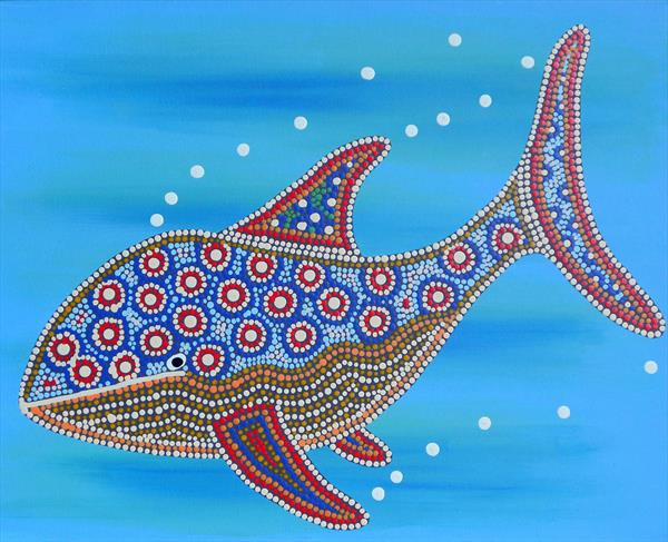 Whale #3 by Paul Vaccari
