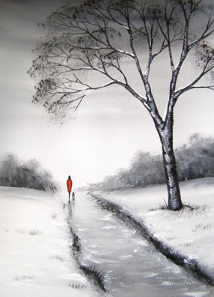 Walk In The Park by Sarah Featherstone