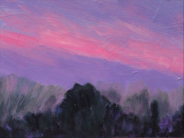 Pink Dawn by Nikki Wheeler