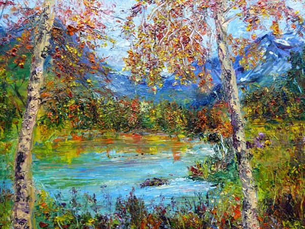 The Autumn Leaves by Mary Ann Day