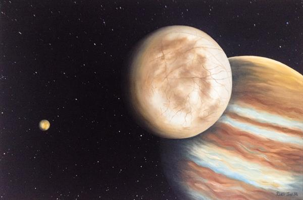 Jupiter by Rebekah James