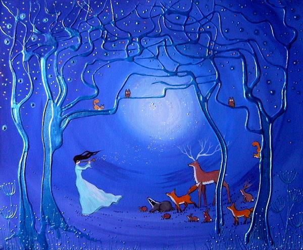 Song of the forest by Angie Livingstone