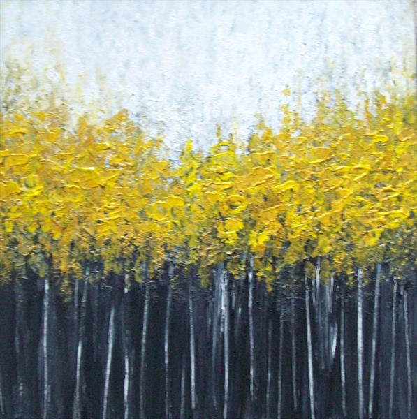 Golden Forest by Patricia Richards