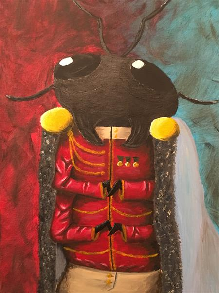 Archduke Beetle by Ritchie Powles