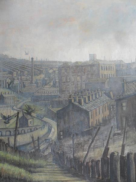 The lost industries of Colne. by Rod Thackray