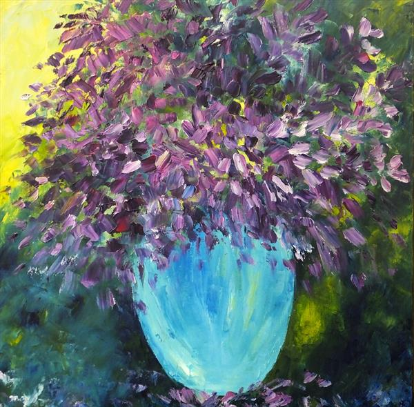 A Restful Blend by Hester Coetzee