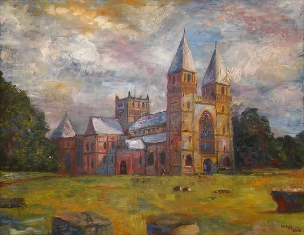 Southwell Minster by Jeremy Mayes