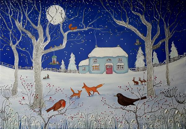 The Winter Garden by Angie Livingstone