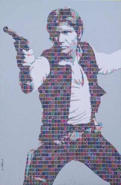 Han Solo by Gary Hogben