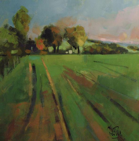 Autumn near Petworth by Andre Pallat