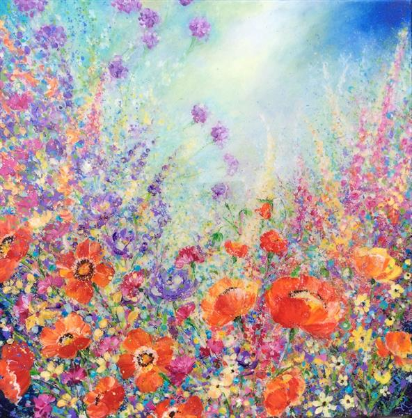Summer Glory by Janice  Rogers