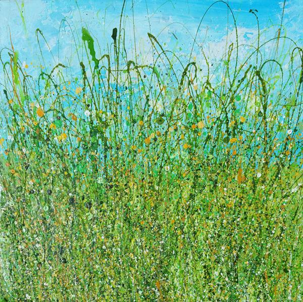 Wild Vintage Spring by Lucy Moore