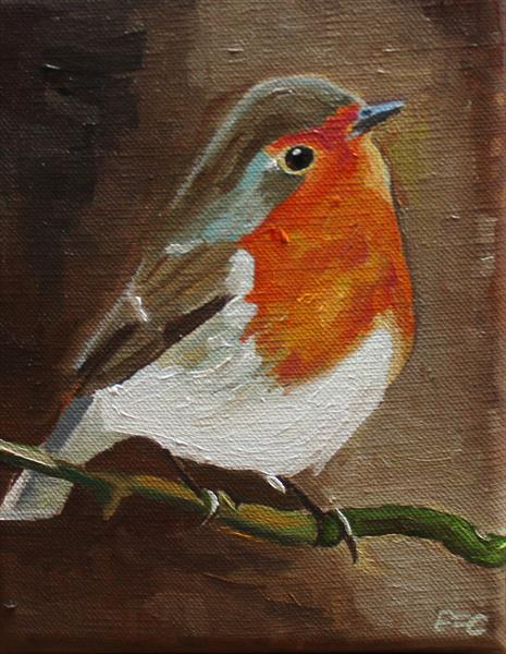 Robin by Emma Cownie