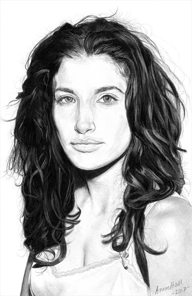 Tania Raymonde by Annie Hall