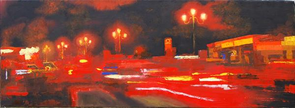 Nightlight 5 - Rome by Tony Hollett