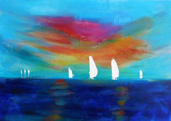 Sail with Me by susan wooler