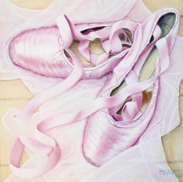 Ballet Shoes by Marion Wilford