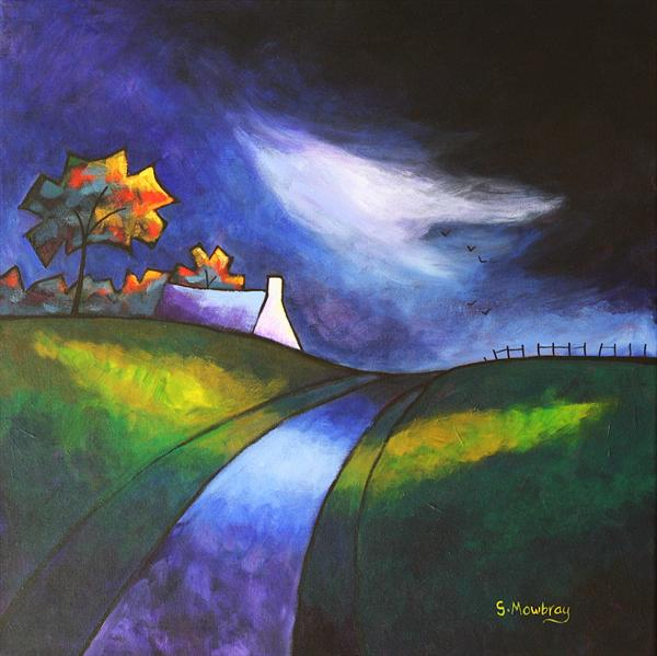 Breaking Light(On Show At Malvern Theatre)