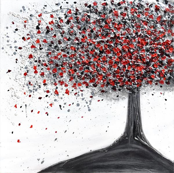 The Red Tree by Amanda Dagg