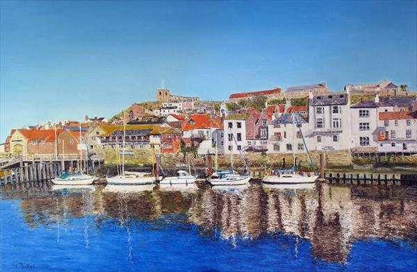 Whitby Blues by Geoff Futter