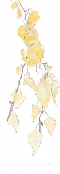Autumn Leaves. Large by Georgina Bowater