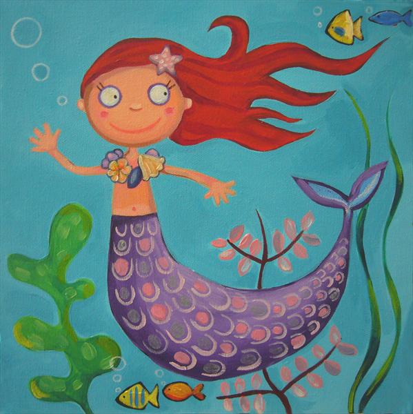 Mermaid by Emily Skinner