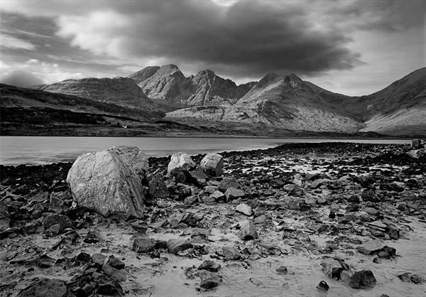 The Cuillins, Isle of Skye - Scotland by Lindsay Robertson