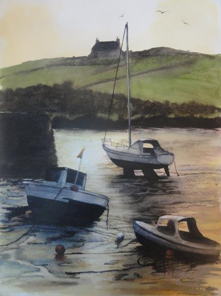 Tide's Out by Margaret Ramskill