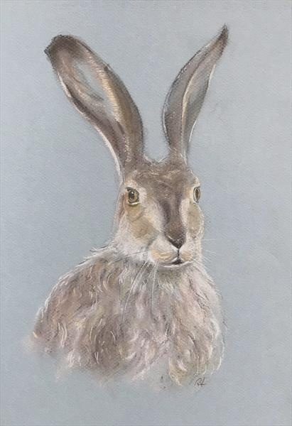 Hare I Am by rachel keens