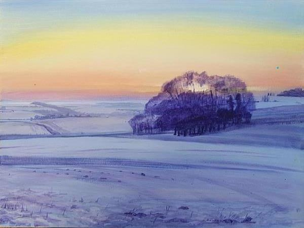 New Year's Dawn by Paul Flavell