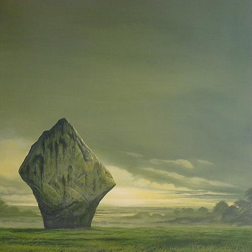 Stones 1 by Mark Duffin