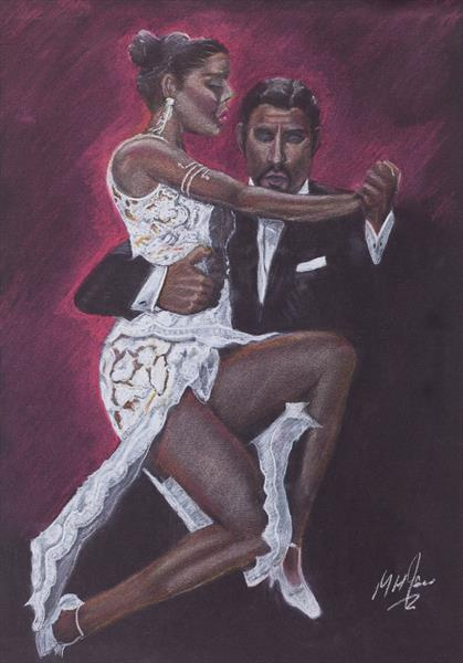 Dance 4 by Mike Isaac