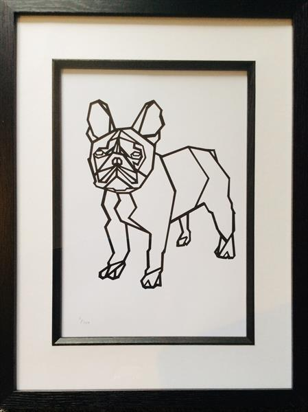 Frenchie by sharon coles