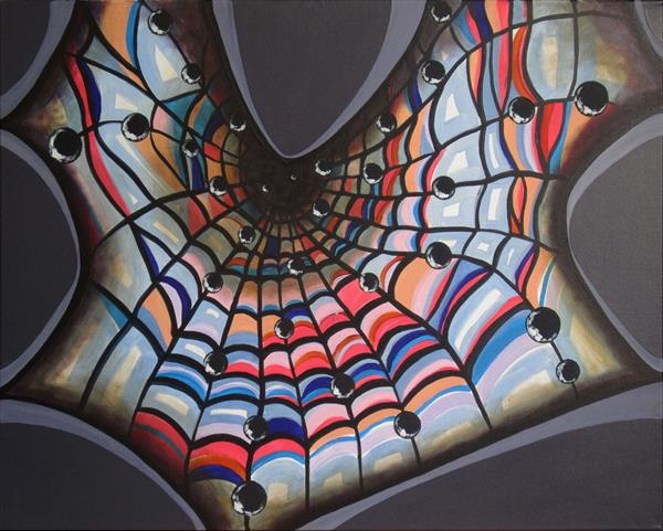 Web by Jacqueline Talbot