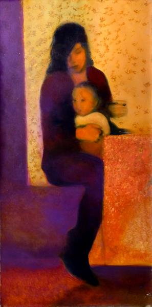 Maternity by Frederic Belaubre