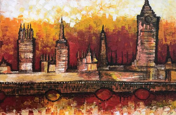 London City Painting