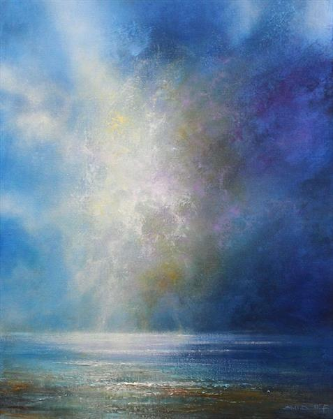 Ocean Light by Stella Dunkley