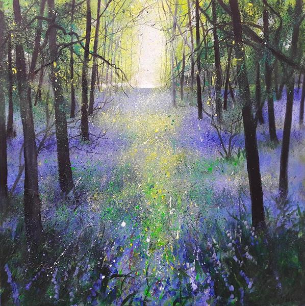 Bluebell Woodland View reserved for MA
