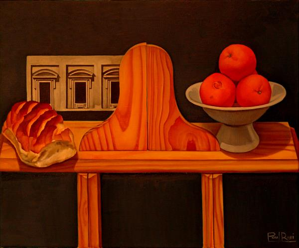 Metaphysical Still-Life by Paul Rossi