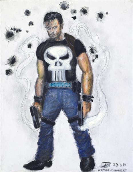 The Punisher by John J B