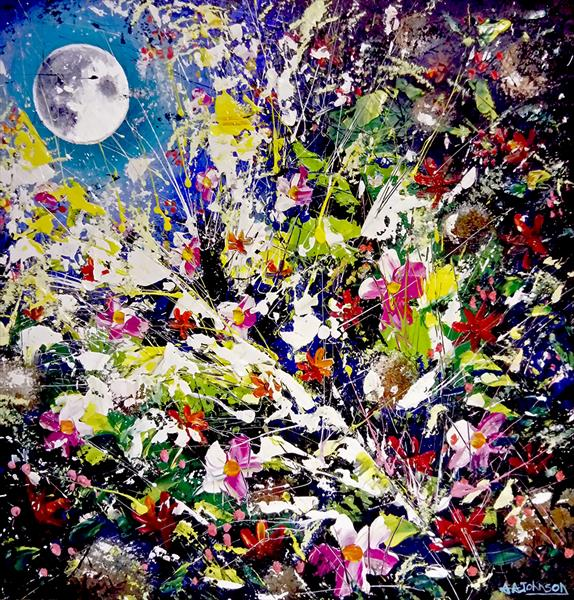Le Bouquet de la Lune by Andrew Alan Johnson