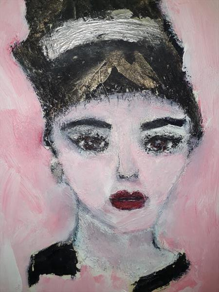 Audrey  by Angela Conway