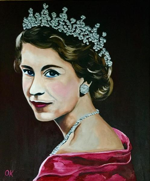 Queen Elizabeth  by Olga  Koval