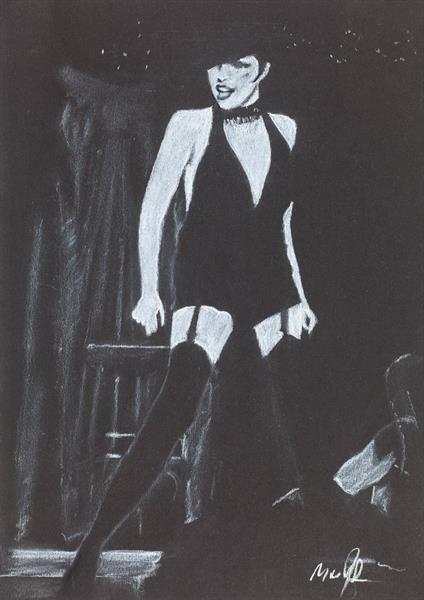 Liza Minnelli/ Musicals by Mike Isaac