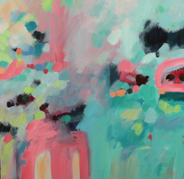 Our Abstract World by Michelle Gibbs