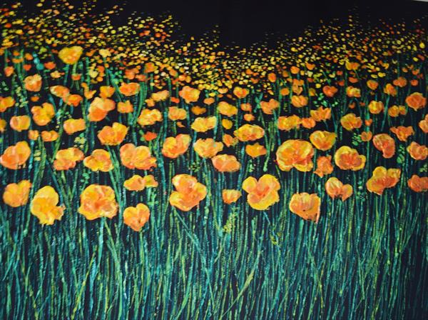 Midnight Meadow by Colette Baumback
