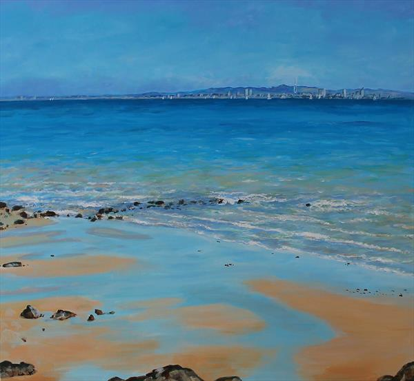 Solent View by Sandra Francis
