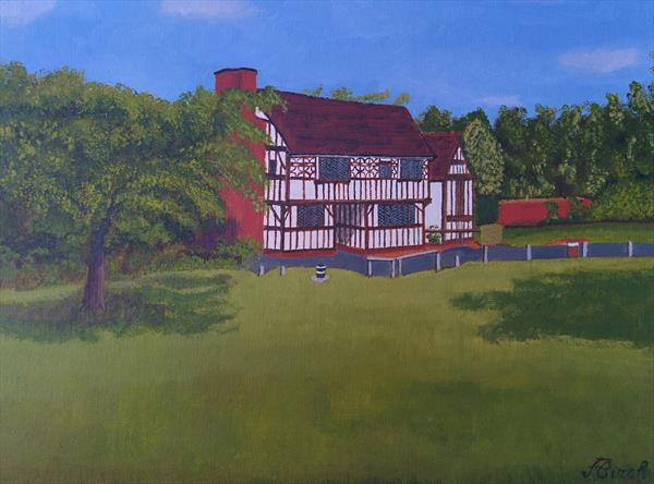 The Manor House by Alan Birch